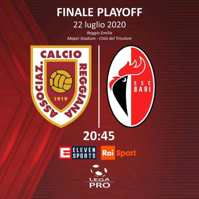GdS - Serie C: Reggiana e Bari, due grandi allo scoglio finale